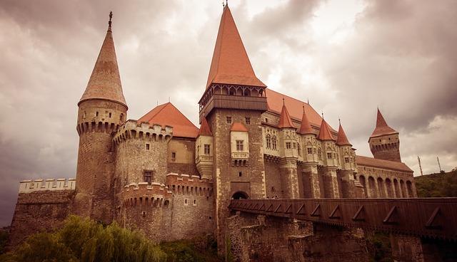 castelli romania