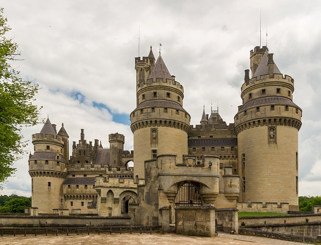 castello pierrefonds