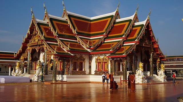wat phra thailandia
