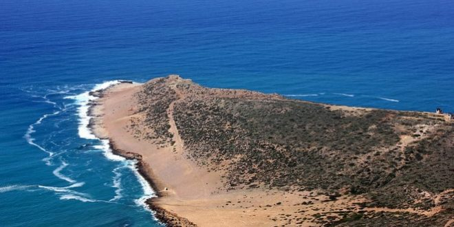 costa settentrionale tunisia