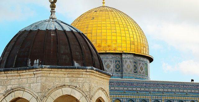 cupola della roccia israele